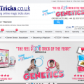 Macictricks.co.uk the leading online magic tricks store