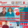 Chums - Mens & Ladies Trousers, Jackets, Coats, Underwear, Nightwear & Shoes