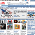 Gameseek the webs favourite gamestore