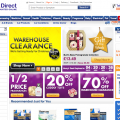 Chemist direct everything discounted online
